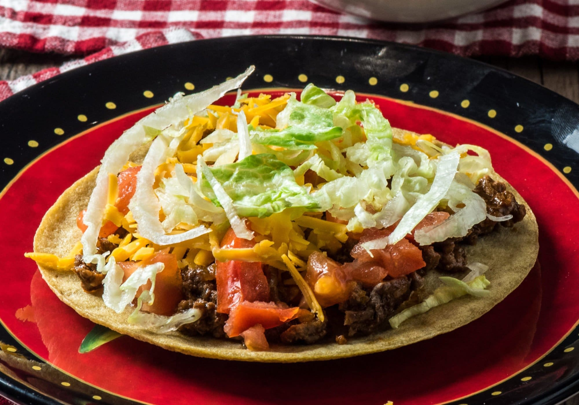 Ground Beef Tacos with Homemade Seasoning - Tasty Low Carb